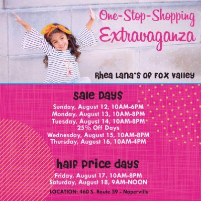 ShoppingExtravaganza